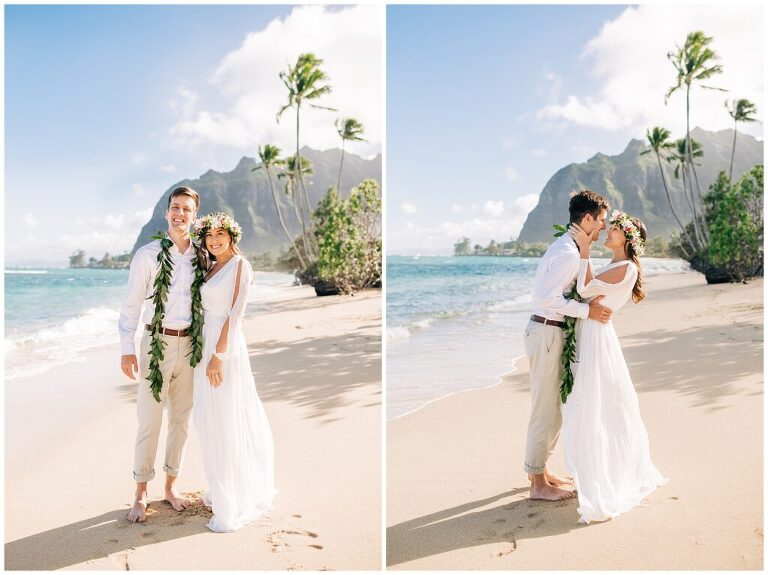 Oahu Hawaii Elopement